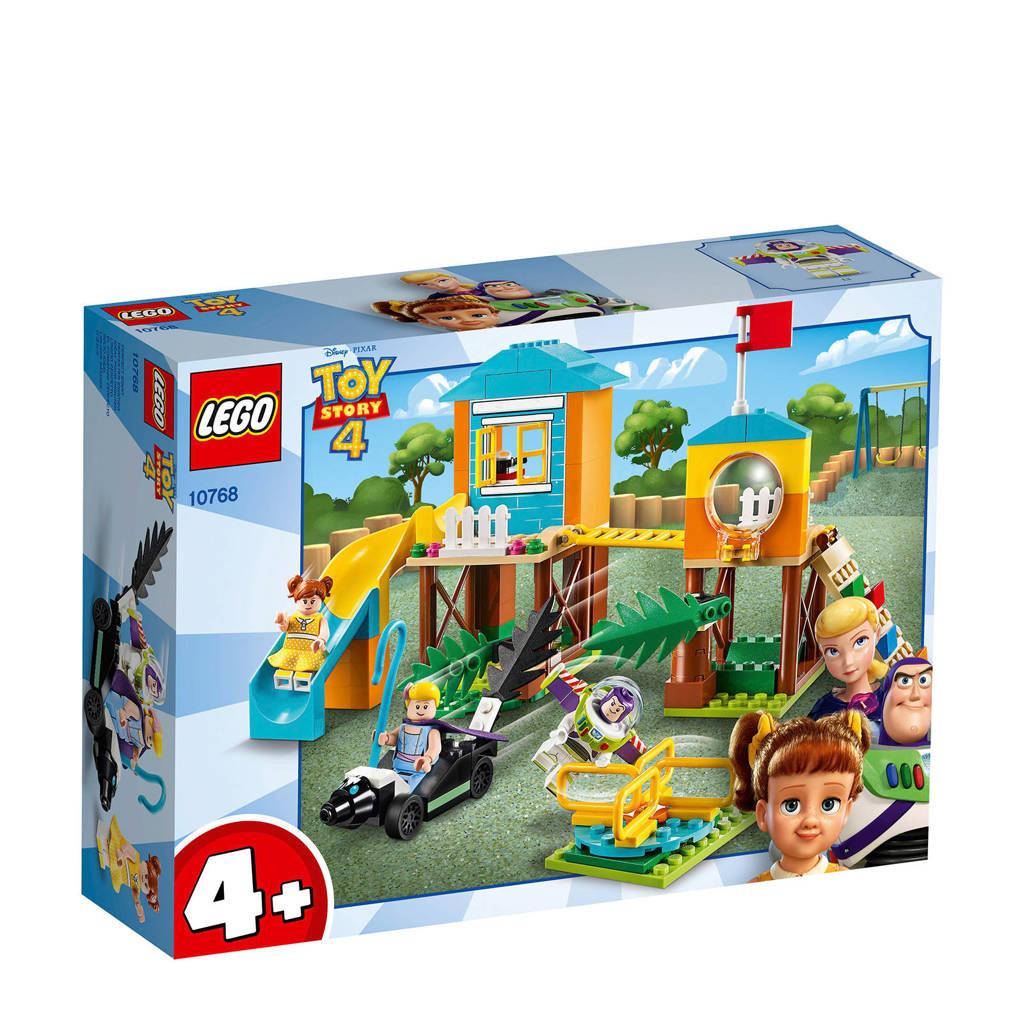 LEGO 4+ Toy Story 4 speeltuinavontuur 10768