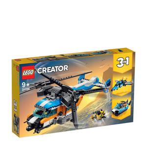 Dubbel-rotor helikopter 31096