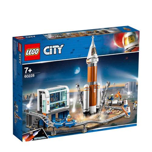 LEGO City Ruimteraket en vluchtleiding 60228 kopen