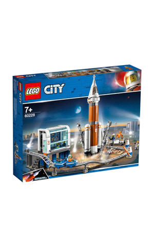 City Ruimteraket en vluchtleiding 60228