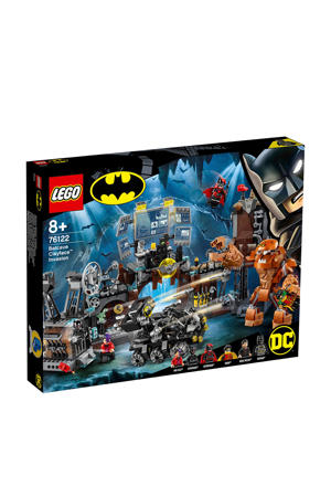Super Heroes Batcave invasie Clayface 76122