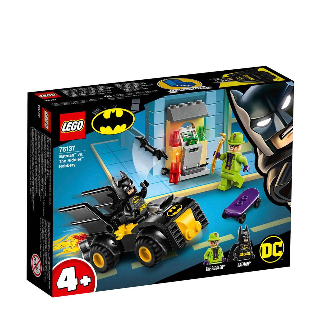 LEGO Super Heroes Batman Vs De Roof Van The Riddler 76137