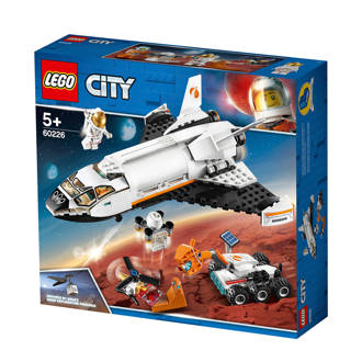 City Mars onderzoeksshuttle 60226