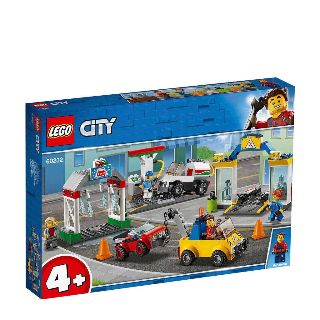 LEGO City Garage center 60232