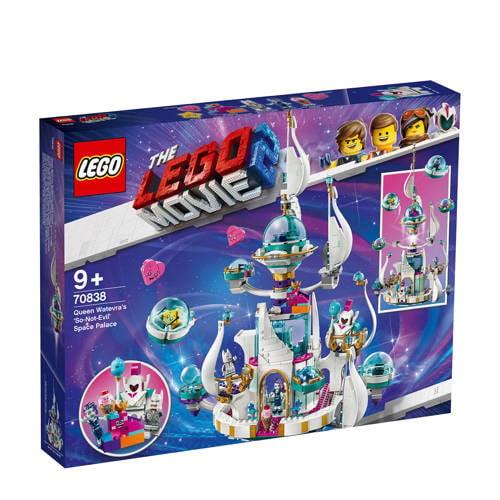 LEGO Movie Koningin Wiedanook Watdanooks ruimtepaleis 70838