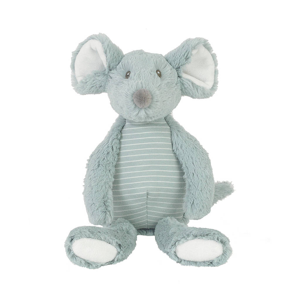 Happy Horse Mouse Maisy knuffel 30 cm, Groen