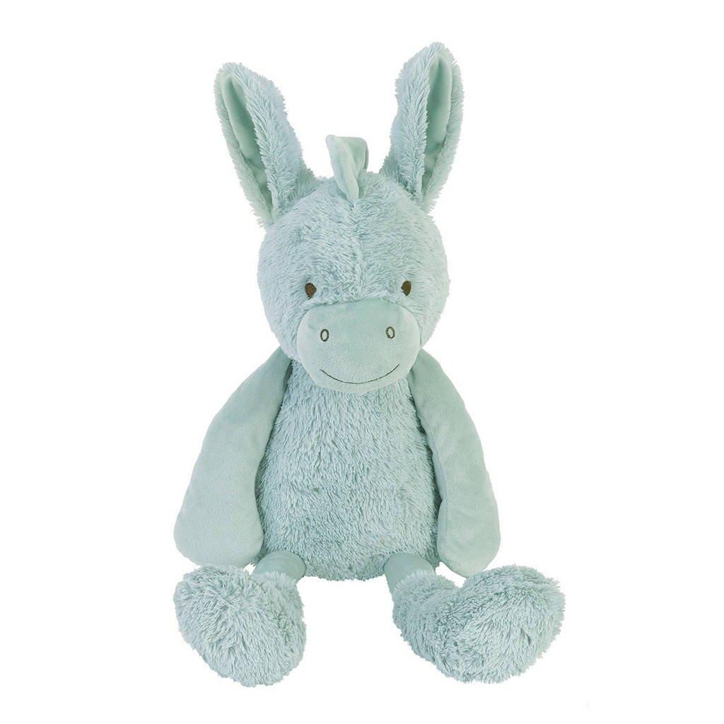 Happy Horse Donkey Devan no. 3 knuffel 58 cm, Groen