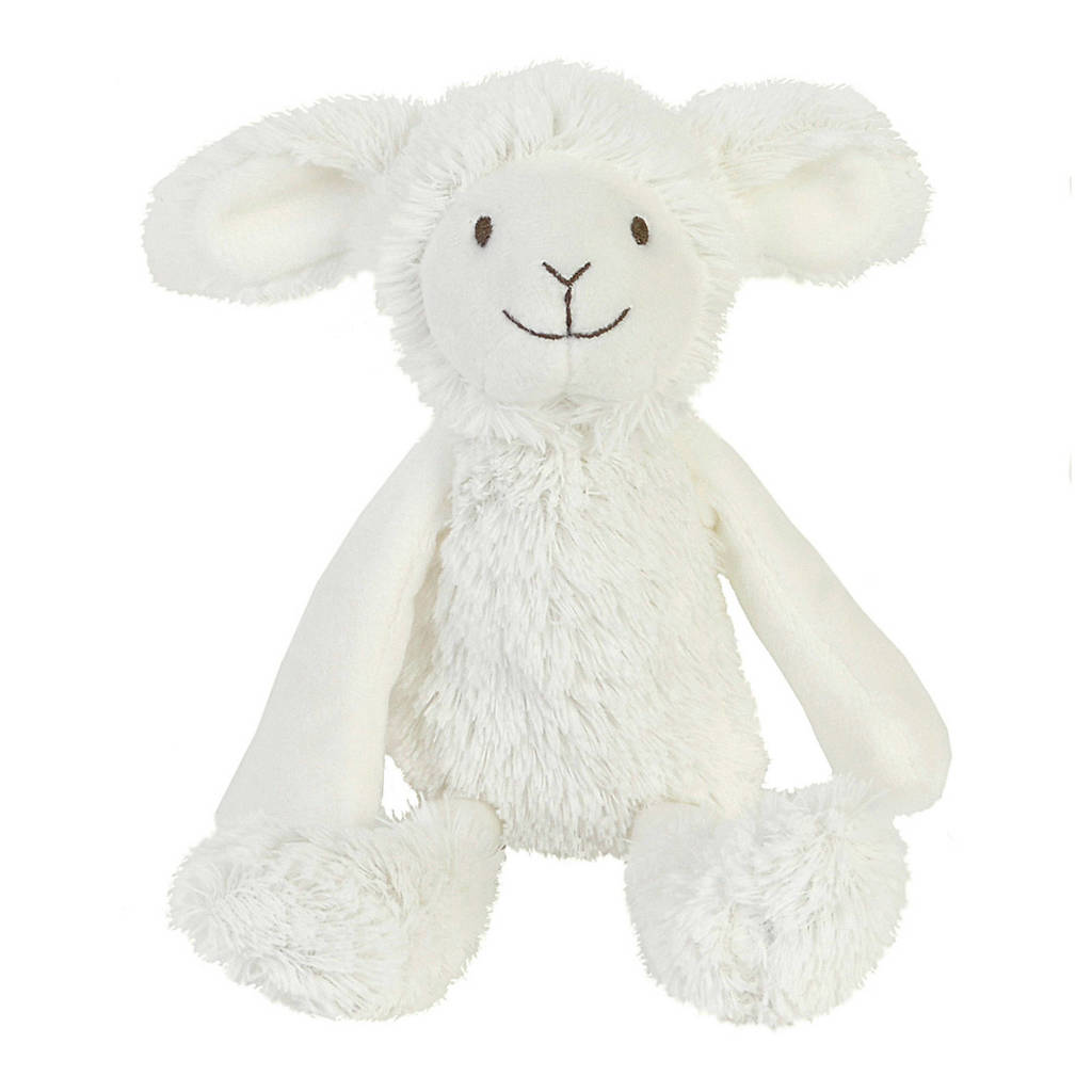 Happy Horse Sheep Skyler no. 1 knuffel 26 cm, Creme
