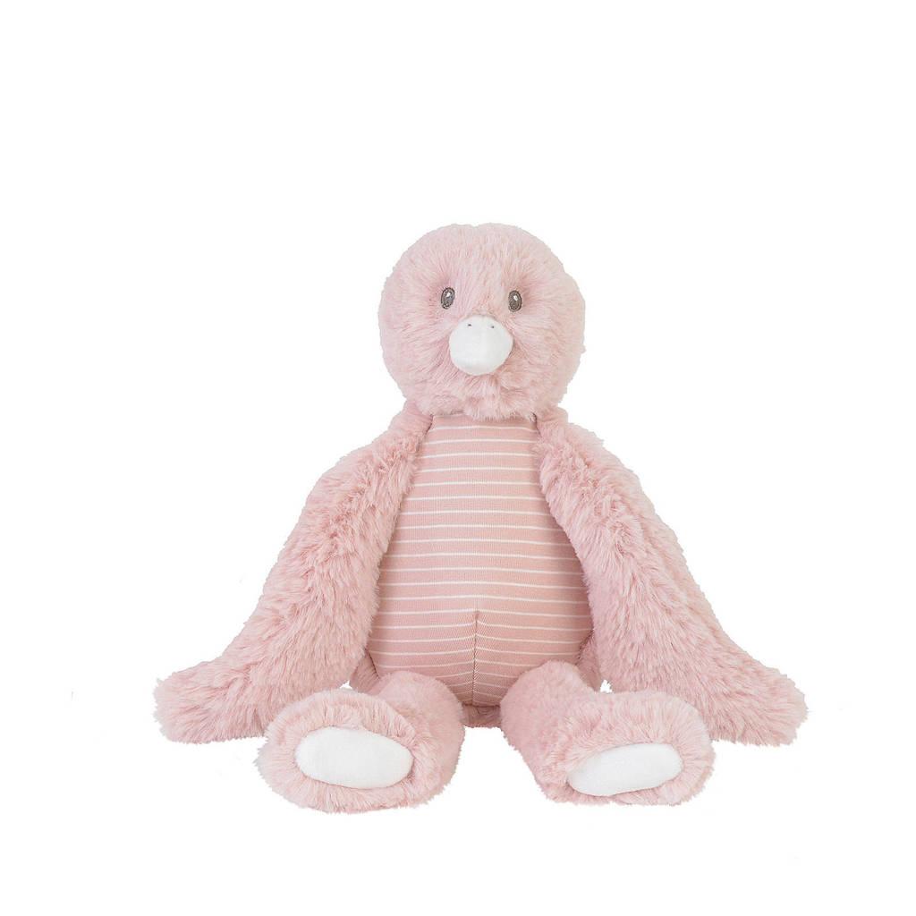 Happy Horse Duck Dewy knuffel 30 cm, Roze