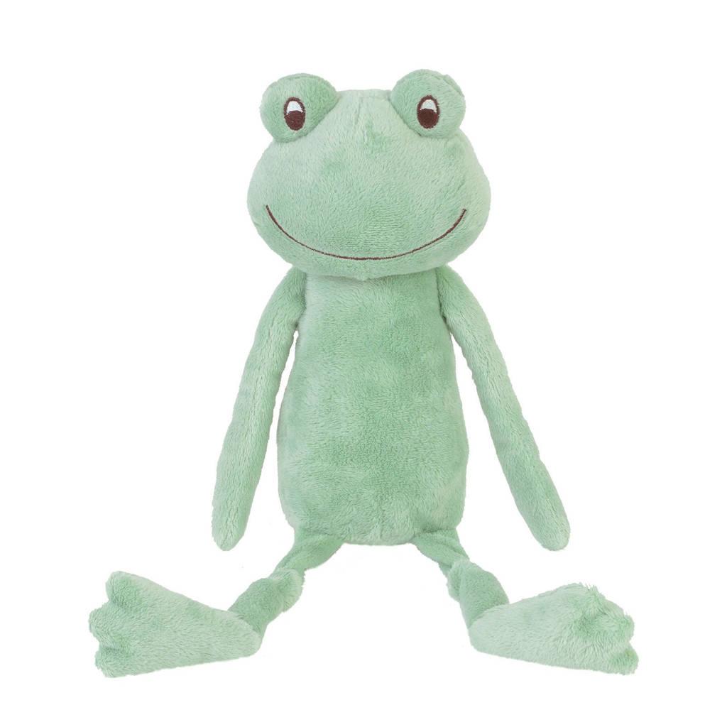 Happy Horse Frog Flavio no. 1 knuffel 24 cm, Groen
