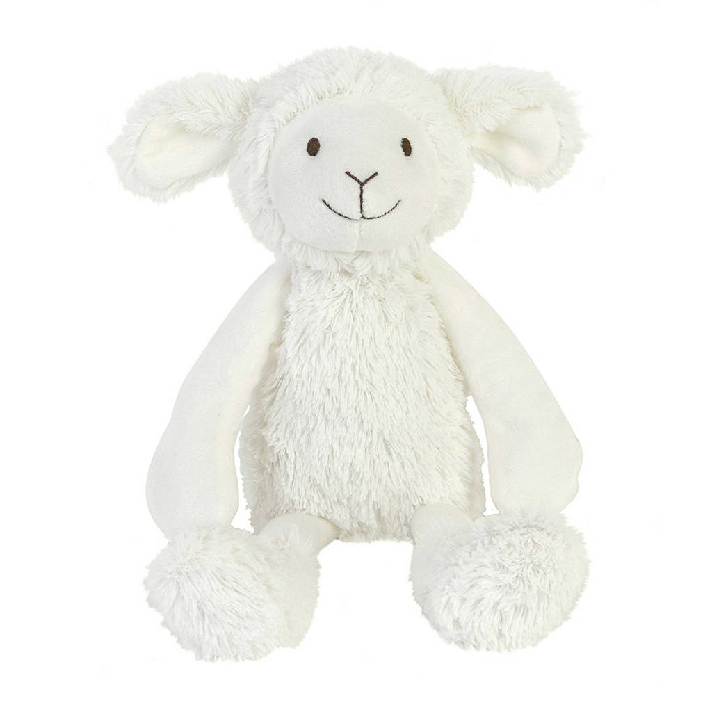 Happy Horse Sheep Skyler no. 2 knuffel 32 cm, Creme