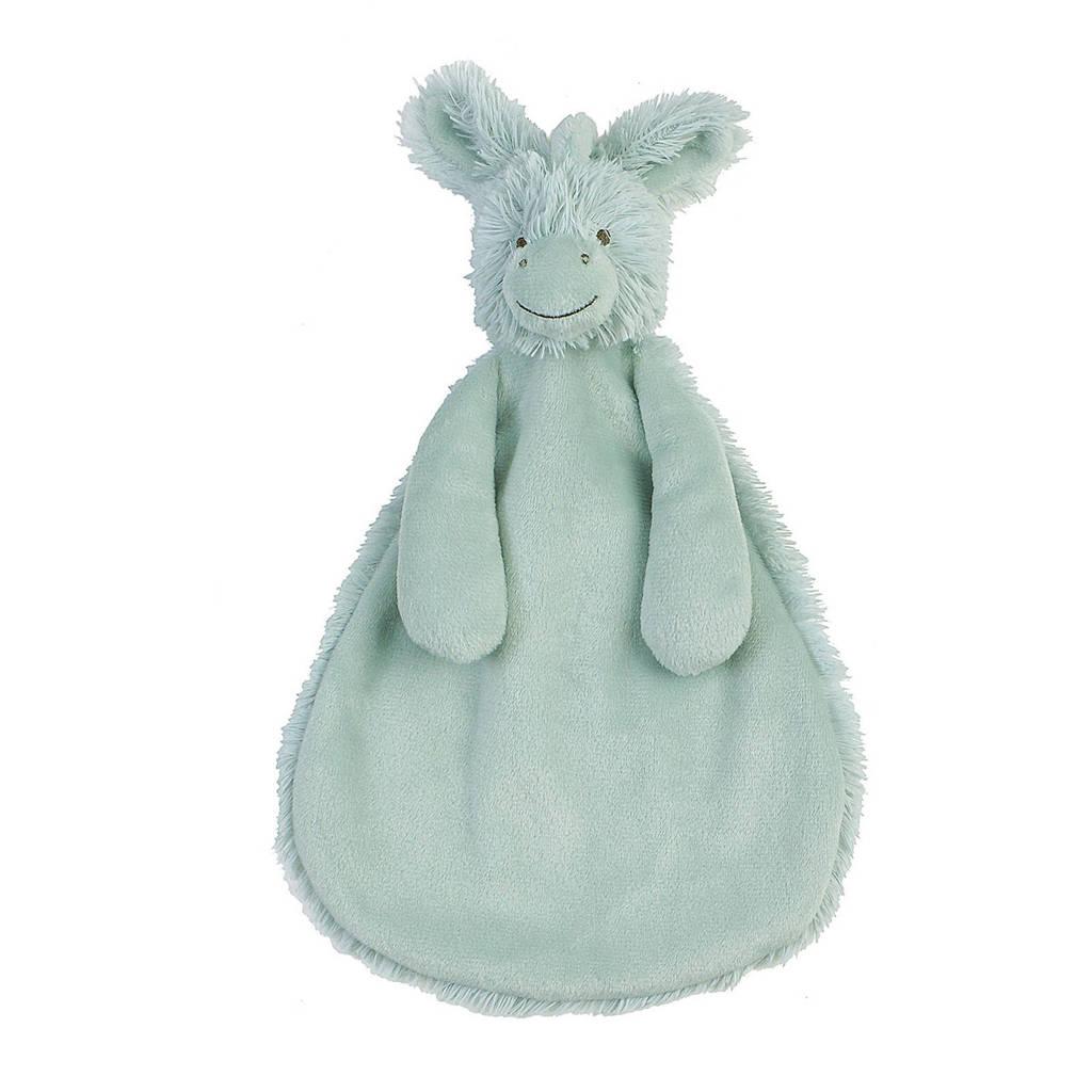 Happy Horse Donkey Devan Tuttle knuffeldoekje, Groen