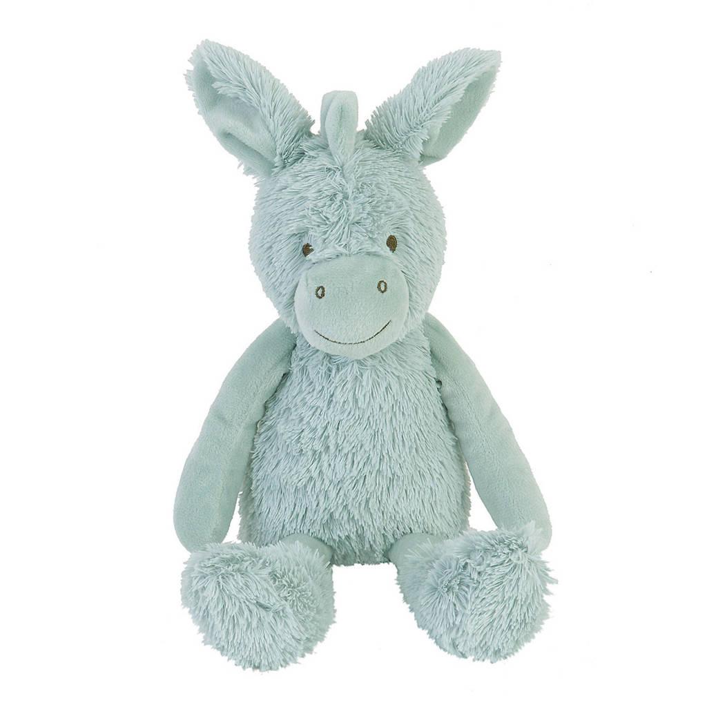 Happy Horse Donkey Devan no. 2 knuffel 32 cm, Groen
