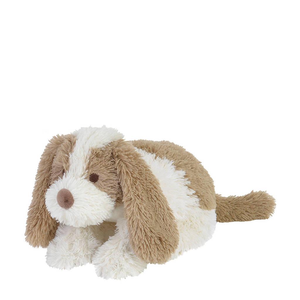 Happy Horse Dog David no. 1 knuffel 20 cm, Taupe