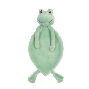 Frog Flavio Tuttle knuffeldoekje