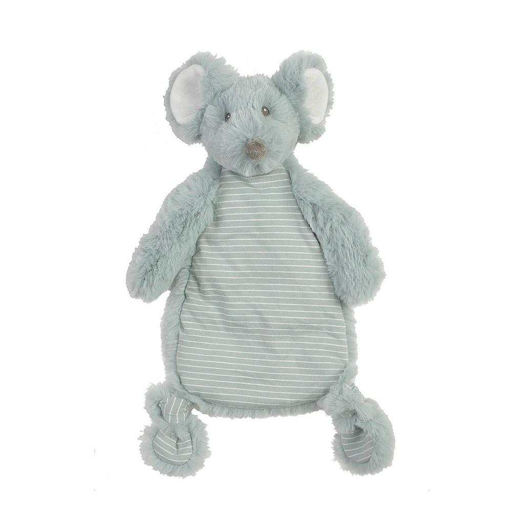 Happy Horse Mouse Maisy Tuttle knuffeldoekje, Groen