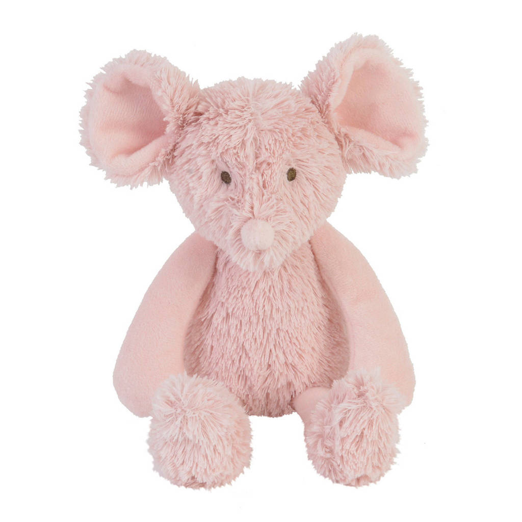Happy Horse Mouse Marin no. 1  knuffel 26 cm