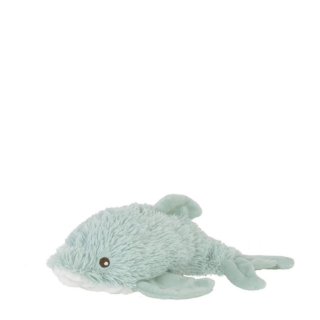 Happy Horse Dolphin Dobber no. 1 knuffel 18 cm, Groen