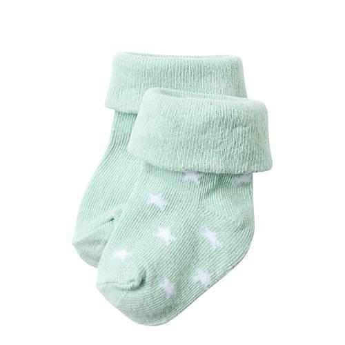 Noppies baby sokken ( 2 paar ) wit
