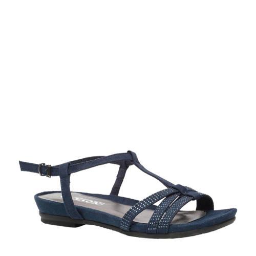 Scapino Nova sandalen blauw kopen