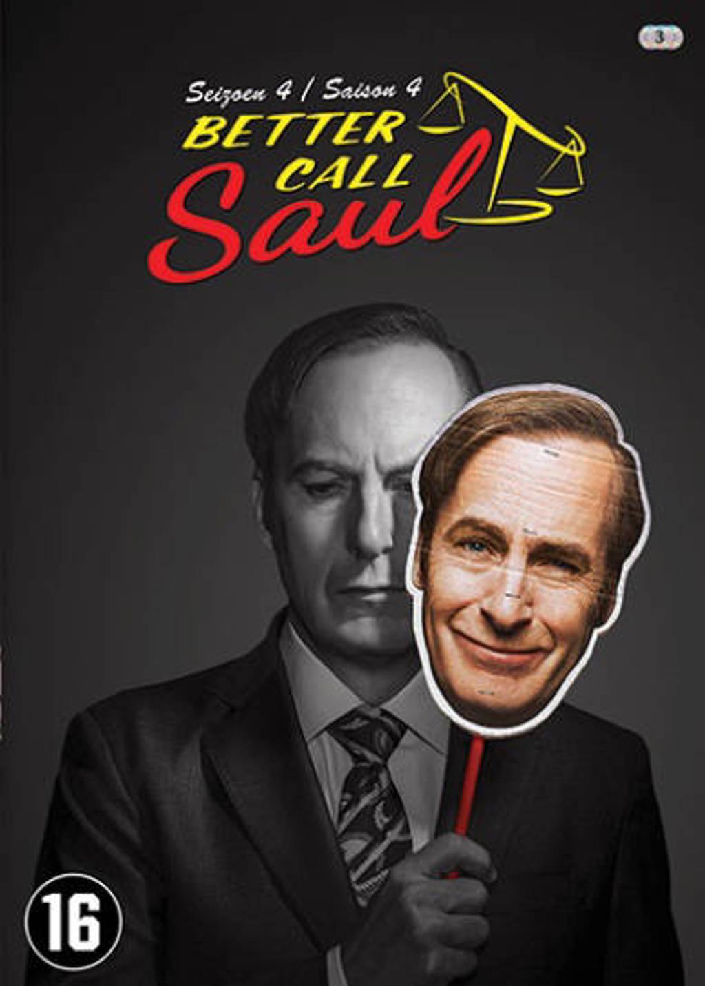 Better call Saul - Seizoen 4 (DVD)