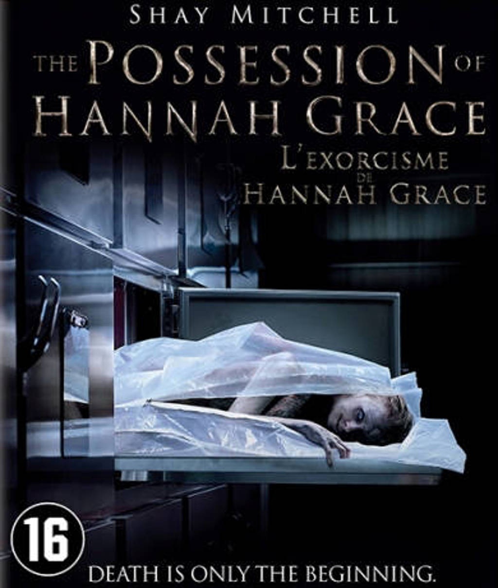 The possession of Hannah Grace (Blu-ray)