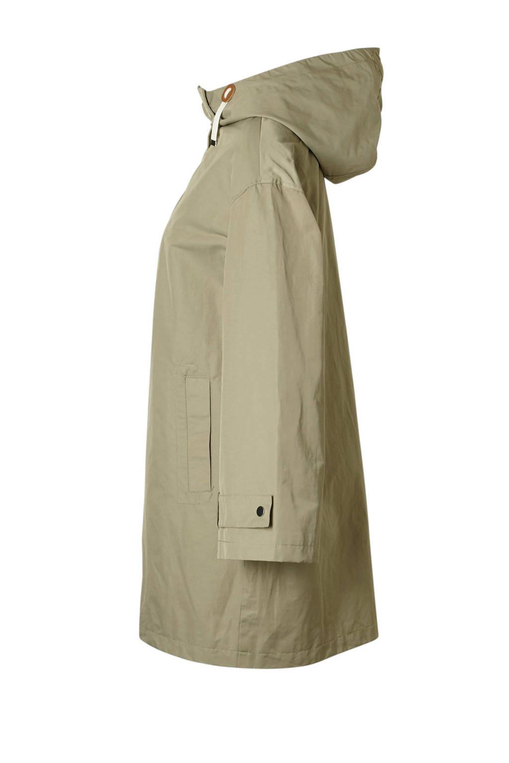 C&A The Outerwear jas kaki, Kaki