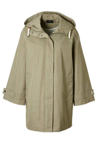 The Outerwear jas kaki