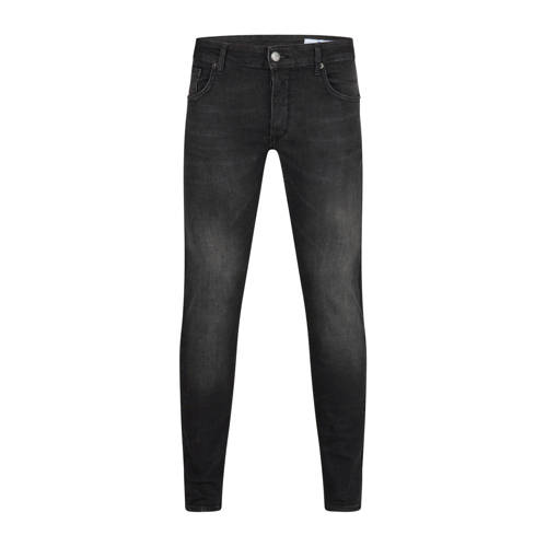 WE Fashion Blue Ridge skinny jeans Dex Sky black d