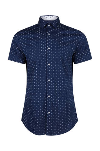 Heren Overhemd Bloemenprint.Heren Overhemden Bij Wehkamp Gratis Bezorging Vanaf 20