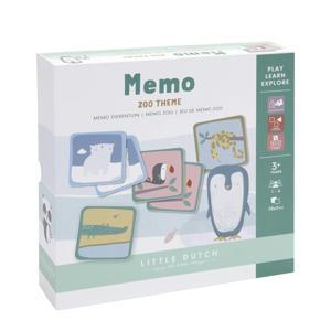 memo zoo kaartspel