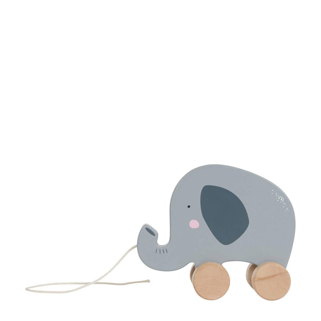 Little Dutch houten olifant trekfiguur