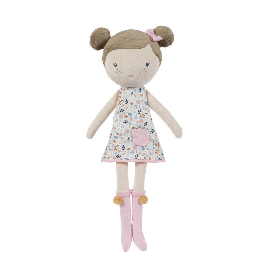Little Dutch pop Rosa knuffel 50 cm