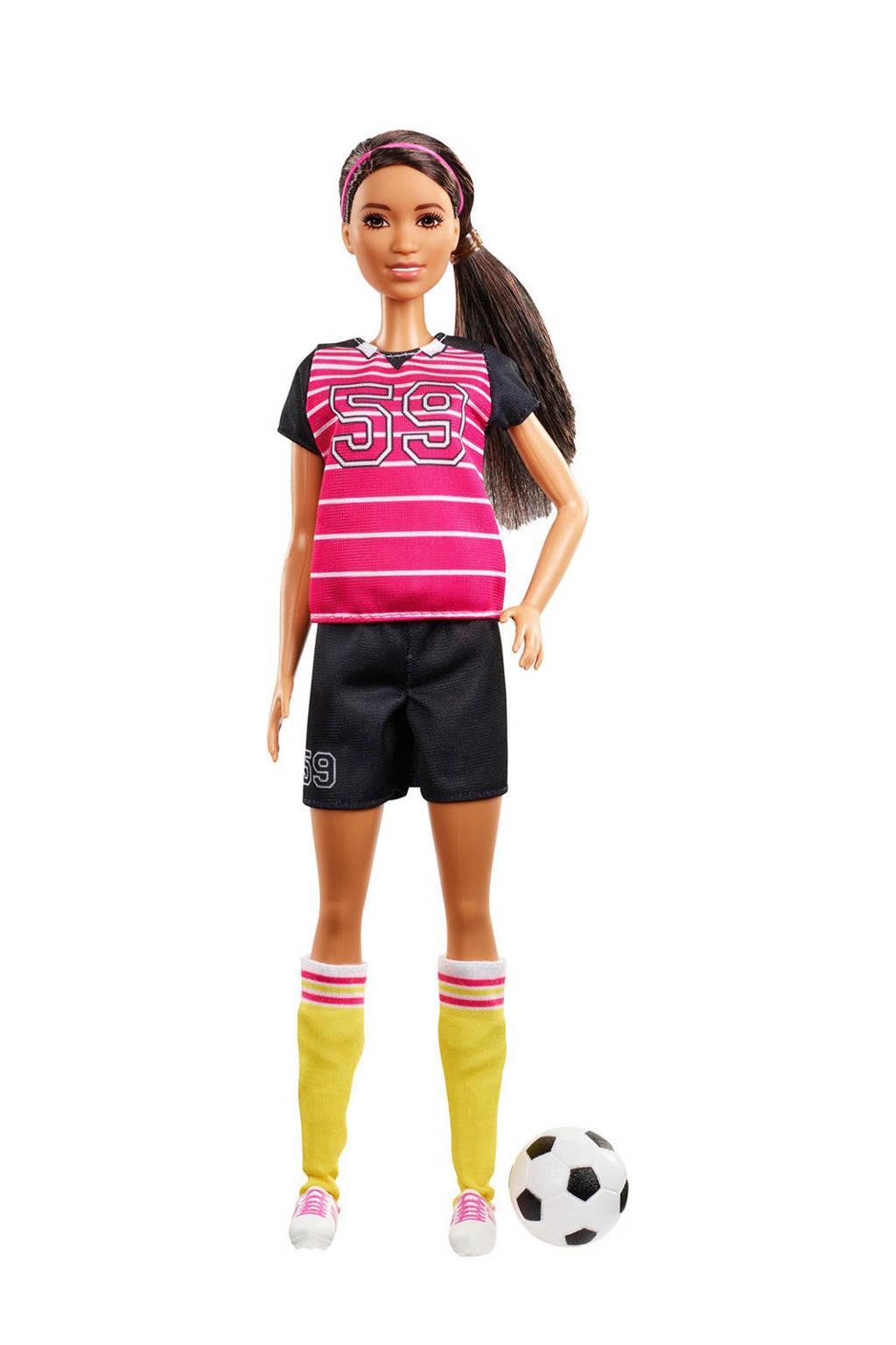 Barbie Carrièrepop atleet