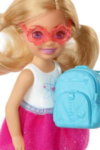 Barbie Chelsea gaat op reis