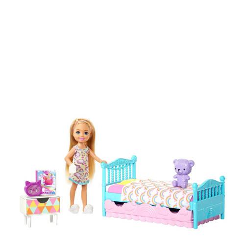 Barbie tienerpop Chelsea 7 delig 14 cm