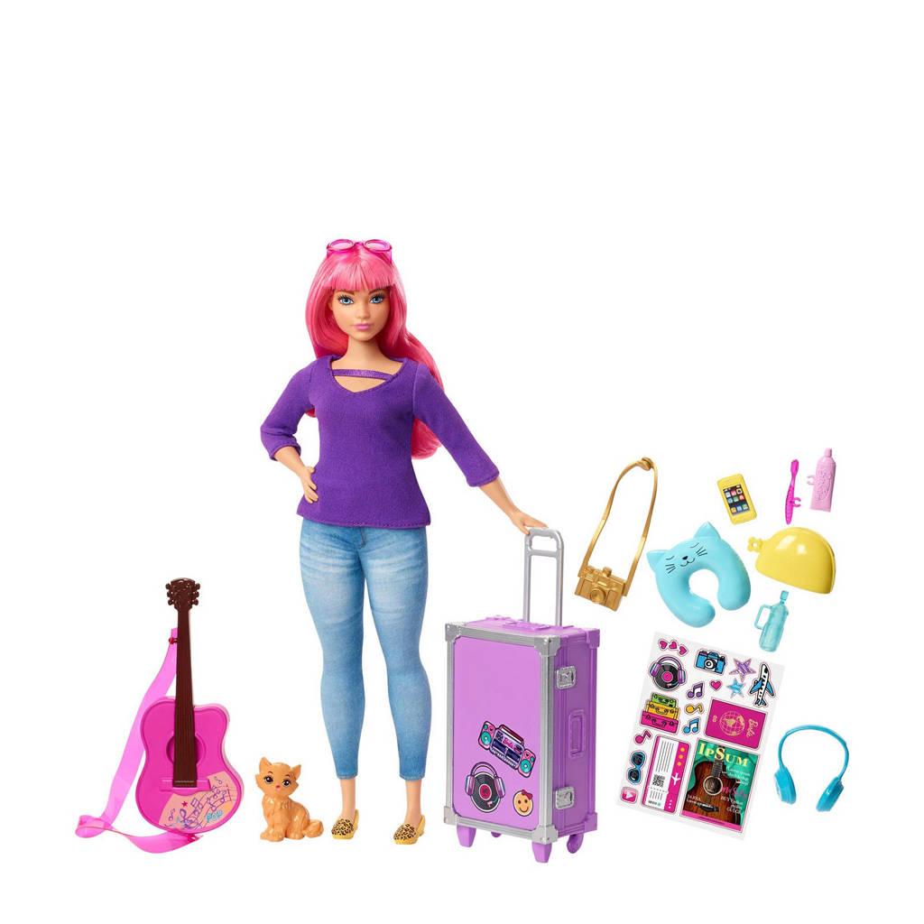 Barbie Daisy gaat op reis
