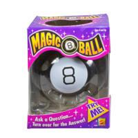 Mattel Magic 8 Ball denkspel