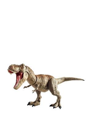 bijtende en vechtende T-Rex