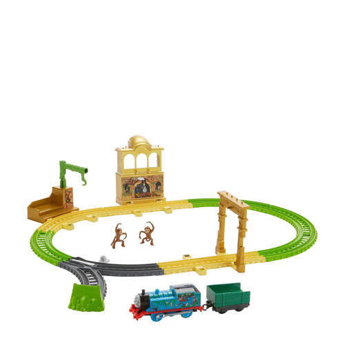 Fisher-Price Thomas & Friends TrackMaster apenpaleis gemotoriseerde speelset kopen