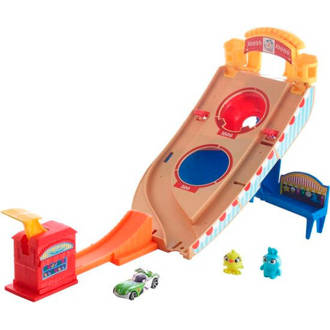 Hot Wheels Toy Story Carnival Track