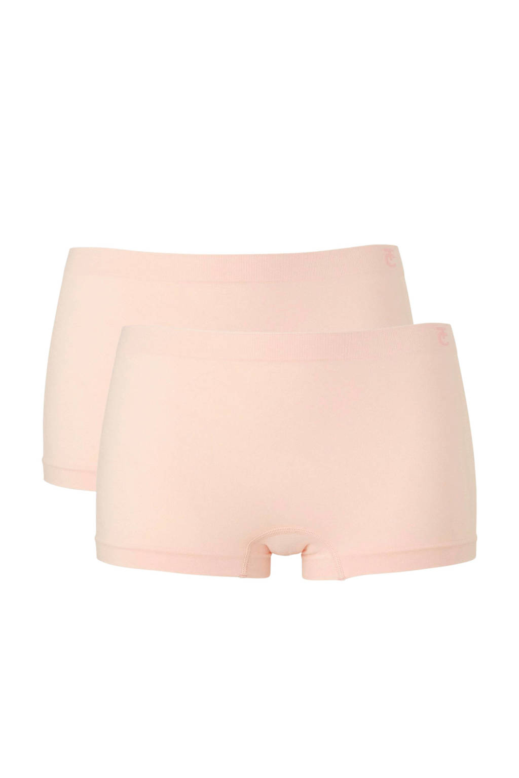 ten Cate short (set van 2) roze, Roze