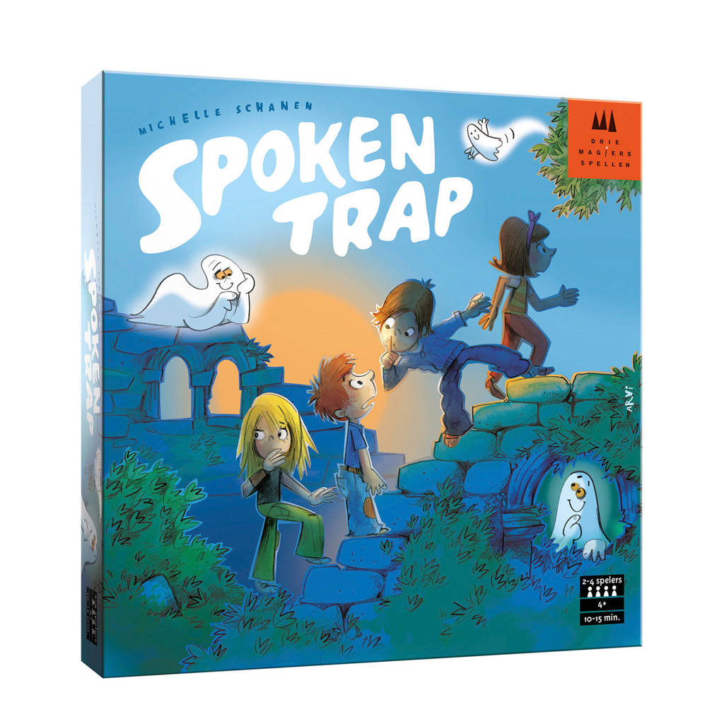 999 Games Spokentrap bordspel