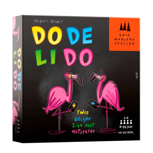 999 Games Dodelido kaartspel kopen