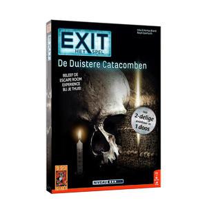 EXIT De Duistere Catacomben denkspel