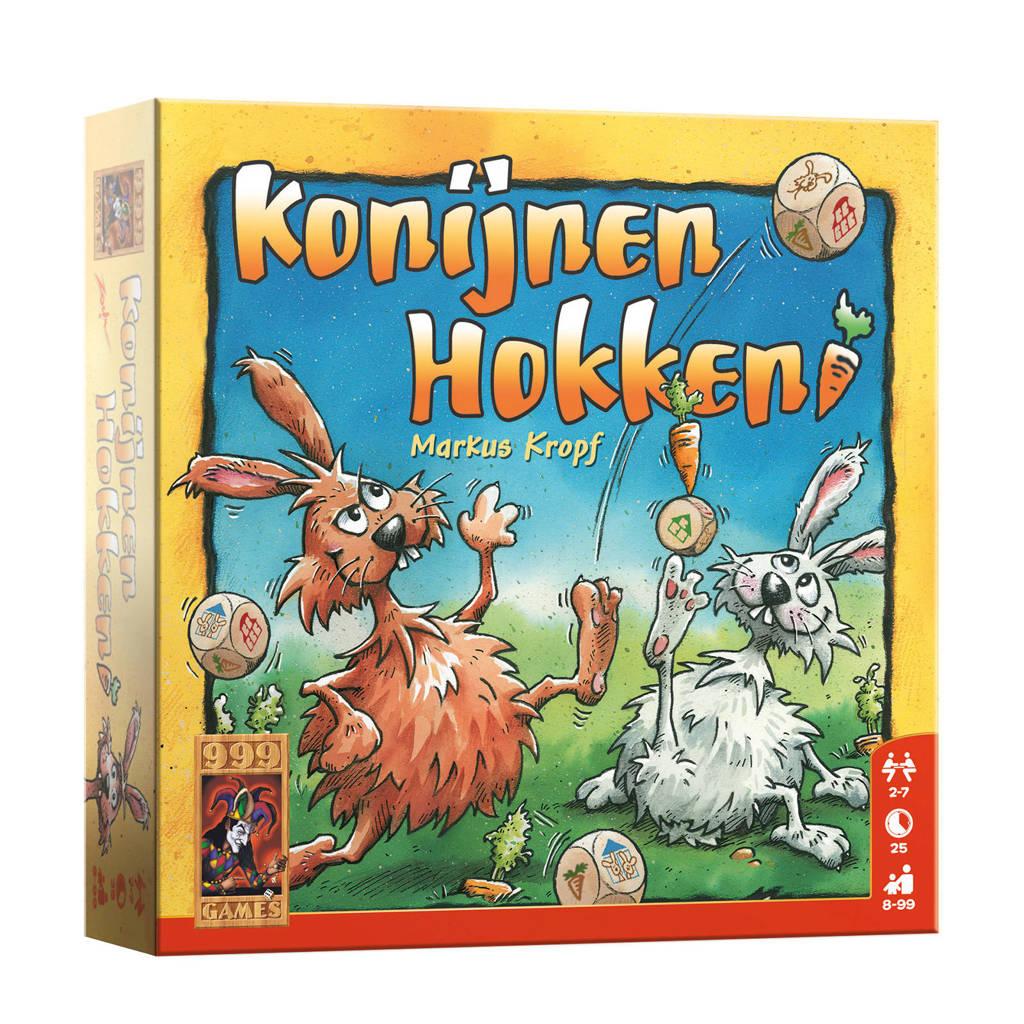 999 Games Konijnen Hokken dobbelspel