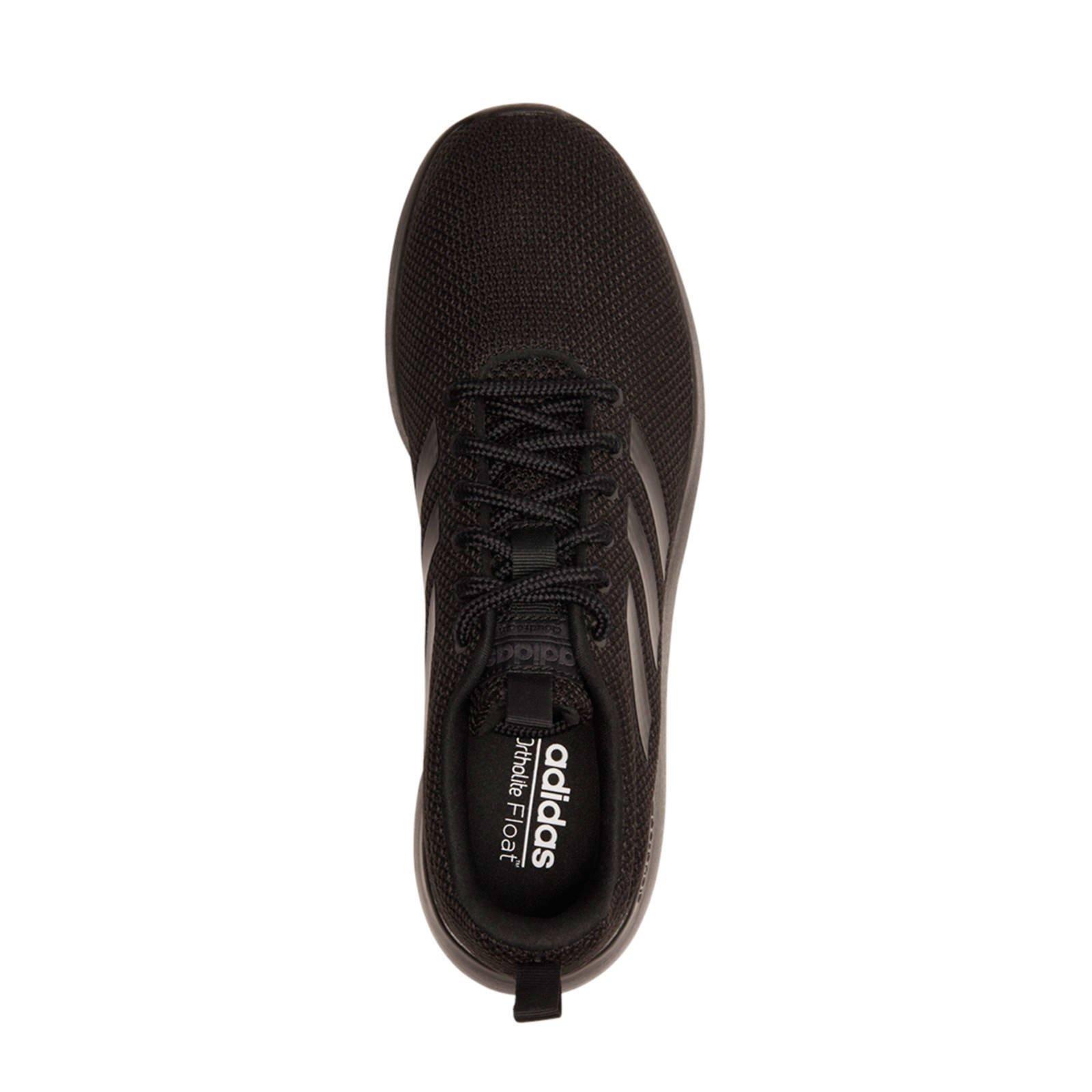 adidas Lite Racer Clean sneakers zwart | wehkamp