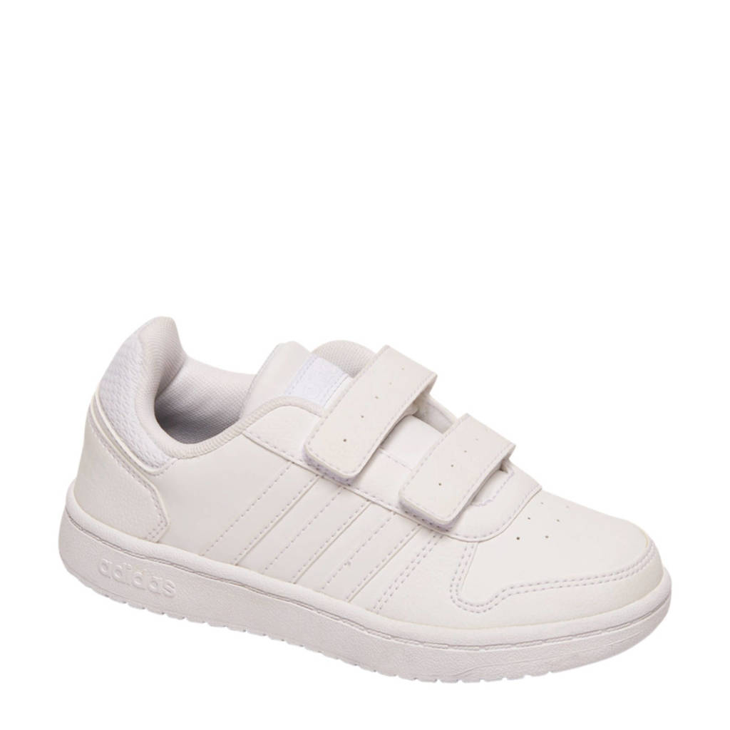 adidas  Hoops 2.0 sneakers wit, Wit
