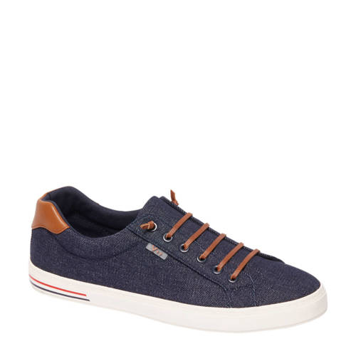 Vty sneakers donkerblauw