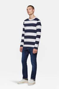 WE Fashion Blue Ridge regular fit jeans Dex Rex dark denim, Dark denim